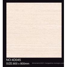 600X600 Made in China tuile de sol en céramique polie par sel soluble de catégorie AAA