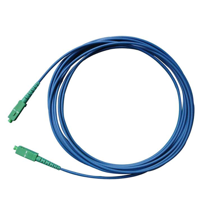 Armored Fiber Patch Cable