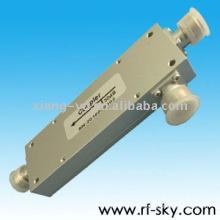 200W 700-3500MHz N Typ koaxiale gerichtete galvanisierte Koppler