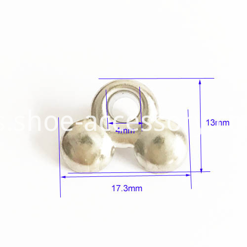 fashion metal eyelets