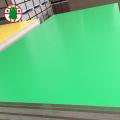 De Buena Calidad Melamina Solid Colors Laminated MDF Board