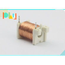 Small Copper Wire Plastic Bobbin Coil 2 Pin Inductor For Switch Power