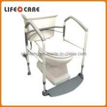 Compact Fold easily Fold Toilet Safety Rail