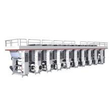 Roto Gravure Druckmaschine
