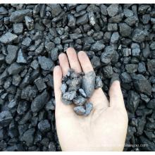 FC. Recarburizer de aço do casco do petróleo do índice de carbono 96-98% para a carcaça e a fabricação de aço