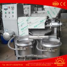 Heißer Verkauf automatische Baumwollsamenölmühle Maschinen Preise