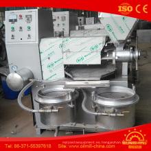 Precios automáticos de la maquinaria del molino de aceite de semilla de algodón de la venta caliente