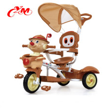 Karikaturdesign spielt Kindergartendreirad 2017 Modelle / Babydreirad online shoppiny in Indien / scherzt reizendes Dreirad, um 2 zu altern