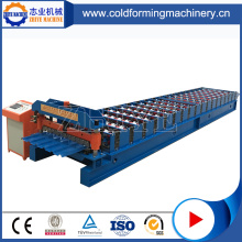 CE Standard Galvanized HeBei Roof Sheet Rolling Machines