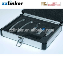 ZZLINKER Classic Dental Handstück Kit in Aluminiumbox