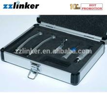 ZZLINKER Classic Dental Handpiece Kit em caixa de alumínio