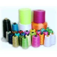 Hilo de coser de poliéster 100% hilado 40/2