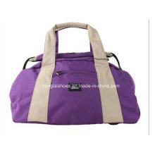 Purple Convenient Leisure Travelling Bags