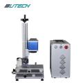metal steel pen fiber laser marking machine
