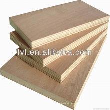 Hochwertiges volles 18mm Hartholzsperrholz, Handelssperrholz