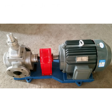 Stainless steel food grade vegetable oil transfer pump