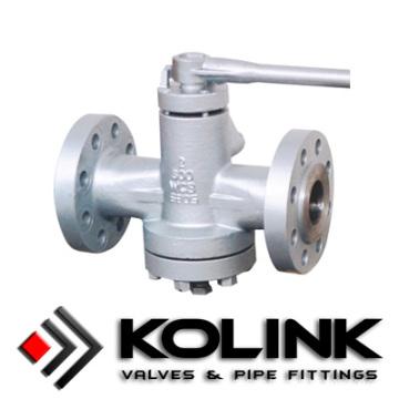 Inverted Pressure Balanced Plug Valve