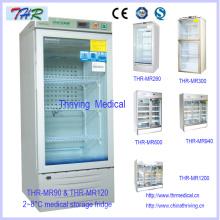 Thr-Mr120 2 ~ 8 ° C Medical Pharmaceutical Kühlschrank