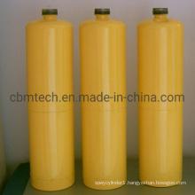 Low Pressure Mapp Gas Bottles to Weld