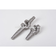Pieza de forjado de cigüeñal para compresor de motores diesel, tractor, mecanizado, pieza de mecanizado