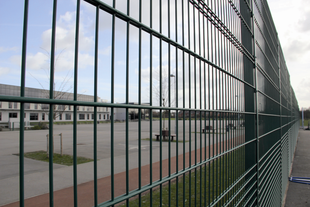 868 Welded Wire Mesh Fence