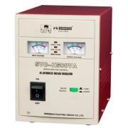 estabilizador del voltaje (tipo lujoso) de alta precisión totalmente automático CA