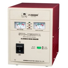 (luxurious type)high accuracy full-automatic AC voltage stabilizer