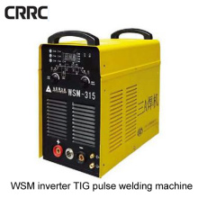WSM inverter TIG pulse kimpalan Mesin