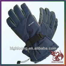 Venta caliente y esquí popular que compite con guantes