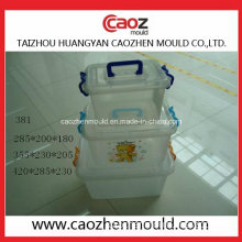 Used Plastic Injection Food Container Storage Box Mould