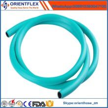 Tuyau de gaz de renfort de fibre de couverture de PVC de qualité supérieure