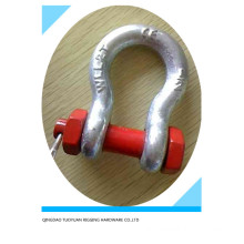 Us Type Bolt Type Shackle