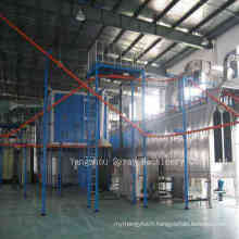 Painting Line; Motor Spray Paint of High Grade