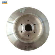 Stainless steel closed impeller of water pump