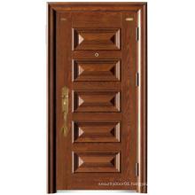 Top Quality Panel Design Steel Security Door