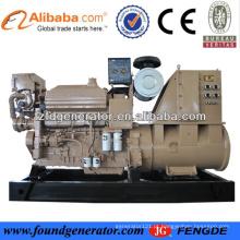 400KW Gerador diesel marinho, grupo de geração com CE CCS