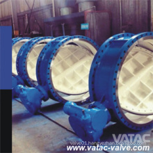 API Cast Wcb/Lcb/Wc6/CF8/CF8m/Ss304/Ss316 Awwa C504 Butterfly Valve Manufacturer