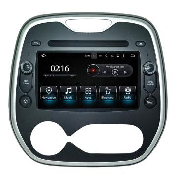 Video del coche para el sistema audio 12V Bt TV del interfaz video de la navegación de la radio de DVD GPS del coche del USB de Captur del USB