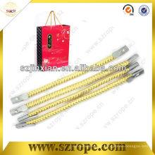 Seil mit Metall-Widerhaken für Taschengriff