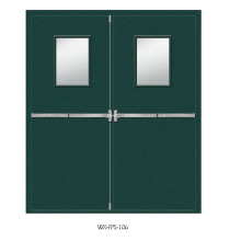 High Quality Fireproof Door (WX-FPS-106)