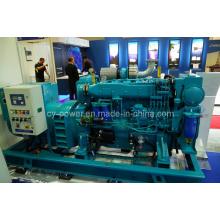 Weichai Wp10.12.13 Series 150-310kw Marine Generator avec Stamford Alternator