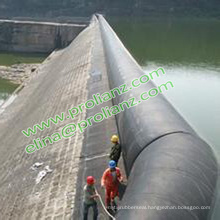 China Round Hydropower  Inflatable Dam to South Africa