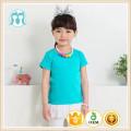 guangzhou wholesaler welcome oem service girl t shirt printing design Custom-made New design kids girls t shirt