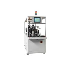 Machine d'équilibrage automatique de rotor de deux postes de travail
