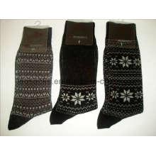 Men Wool/Woolen Socks (DL-MS-30)