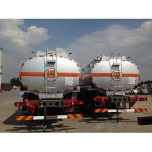 Diesel-Öltank-LKW-Abwasser-Tankwagen