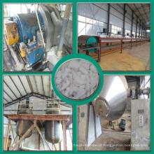 China Fábrica de fornecimento de sulfato de alumínio não-férrico para tratamento de água com certificado ISO