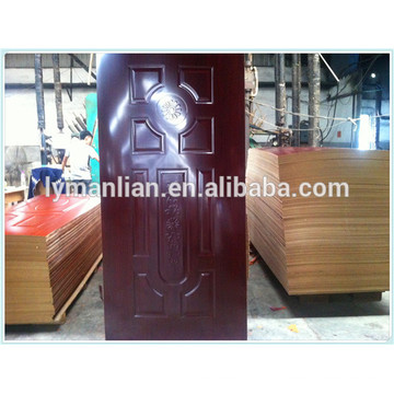 Home furniture HDF/MDF WOOD DOOR SKIN