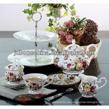 2014 nuevas llegadas vajilla de porcelana china