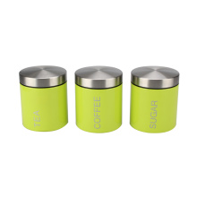 Canisters Sets for Tea Coffee Sugar Food Canisters